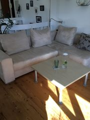 Beiges Sofa 2 25 x