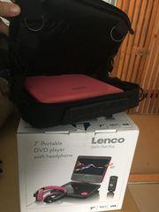 DVD Player fürs Auto Lenco