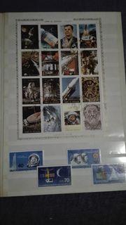 Briefmarkensammlung aus aller Welt Dachbodenfund
