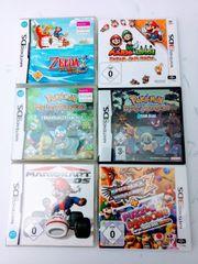 Nintendo DS 3DS Spiele Mario