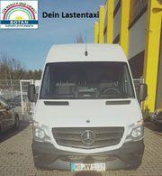 Möbeltaxi - Lastentaxi - Transport