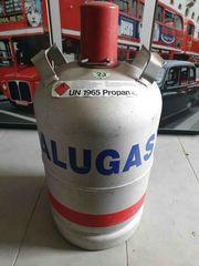 ALUGAS Gasflasche 11 kg leer