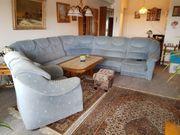 Große Couchgarnitur mit Sessel gebraucht