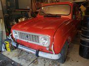 Renault R4 GTL Oldtimer 1
