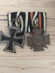 Eisernes Kreuz und Auszeichnungen
