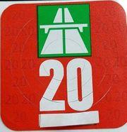 Autobahn ticket Schweiz 2020