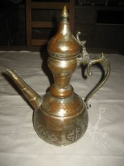Orientalische Teekanne Kanne Schenkkanne Wasser