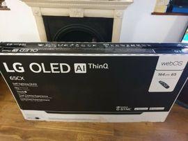 LG OLED 65CX6LA 65 OLED HDR 4K UHD SMART TV