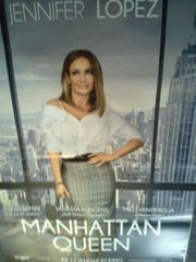 Jennifer Lopez A1 Plakat Manhattan