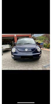 VW New Beetle 1 6