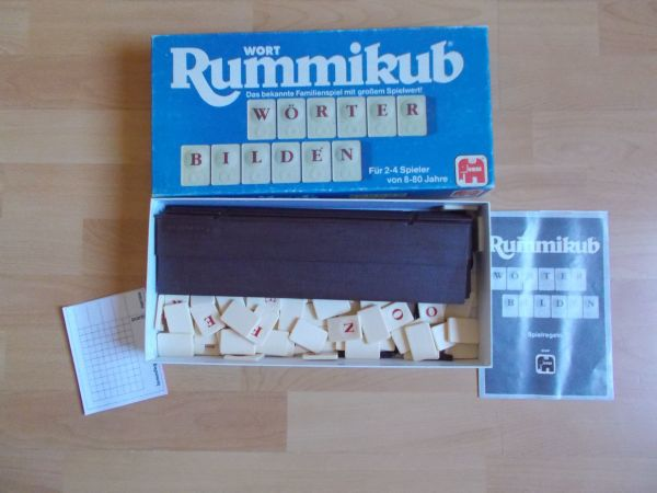 Wort Rummikub TOP