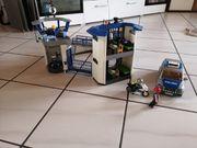 Kommandozentrale Playmobil
