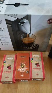 Kaffeemaschinen für Kapseln