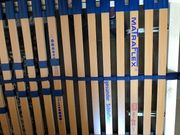2 x Lattenroste von Matraflex