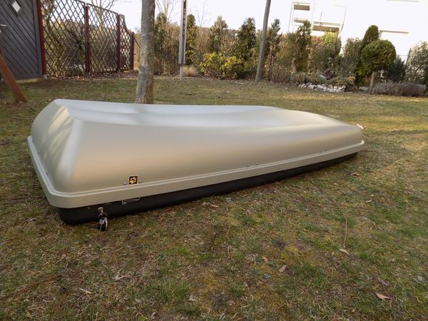Dachbox XXL JET BAG 600