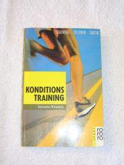 Buch Sportbuch KONDITIONSTRAINING