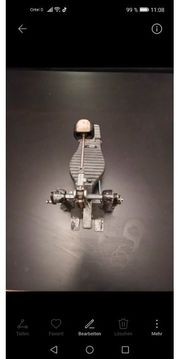 Basedrum pedal