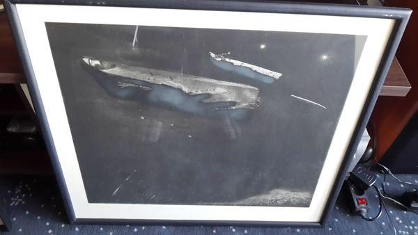 Bild - München Obergiesing - Bild, ca. 72 x 63 cmAutorenarbeitIch habe dieses Gemälde vor zwanzig Jahren von dem Autor gekauft. - München Obergiesing