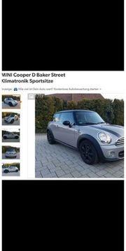 Mini Cooper D Baker Street