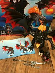 Playmobil Drachenset 5482 5480 4006