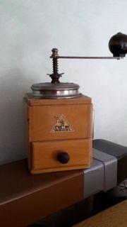 Alte Wendl Kaffeemühle