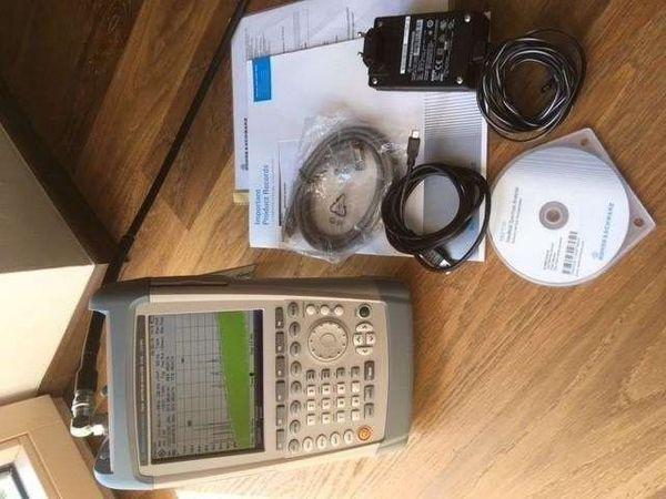 Spectrum Analyser FSH4 Rohde Schwarz