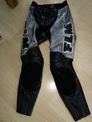 FLM 50 Motorradhose Lederhose Kombihose