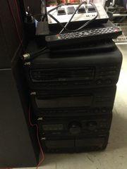 JVC Stereoanlage inkl orig JVC
