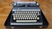 Sehr schöne Schreibmaschine