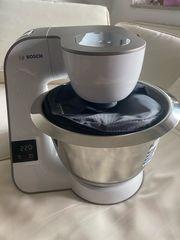 Küchenmaschine Bosch Mum5 mit Waage