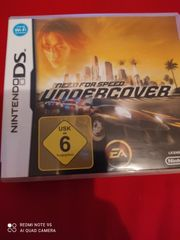 Nintendo ds spiel need for