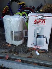Kaffeemaschine Toaster