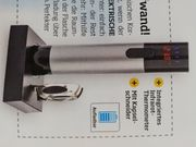 Korkenzieher elektrisch Akku - ohne Kraftaufwand