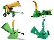 Holzschredder Holzhäcksler für Trecker Traktor