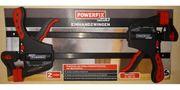 PowerFix Einhandzwingen-Sets verschiedene Größen NEU