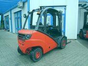 Linde H30D Diesel Stapler