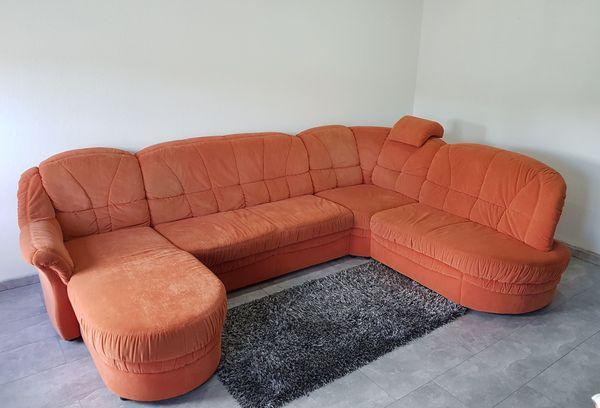 Wohnlandschaft / Couch / Sofa