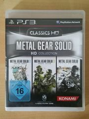 Metal Gear Solid HD Collection -