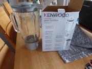 Kenwood Glass Liqidiser grau