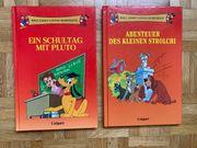 2 Bücher - Walt Disney Lustige