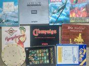 15 X Handbücher PC Spiele