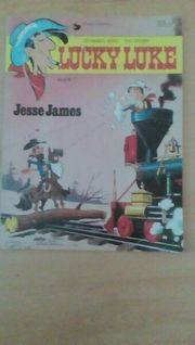 Lucky Luke Comic