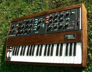 MINIMOOG vintage analog synthesizer Mini