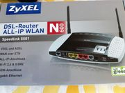 ZyXEL Speedlink 5501