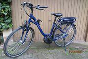 Triumpf E-Bike Modell E-Sky