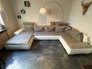 wohnlandschaft Couch Sofa XXL