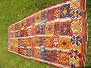 Kazak Kasak Kelim antik 390x126