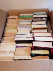 Bücher Kiste komplett Buch Roman