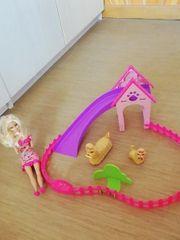 Barbie Hundepark