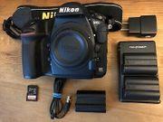 Nikon D850 Digital SLR-Kameragehäuse 45